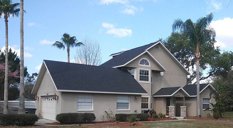 new roof installation in Nokomis, FL